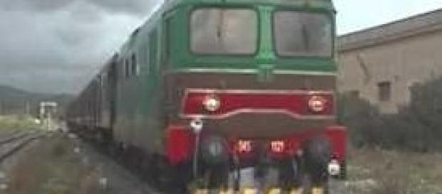 Un treno storico, in un video dell'associzione
