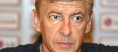 Arsene Wenger, l'allenatore dell'Arsenal