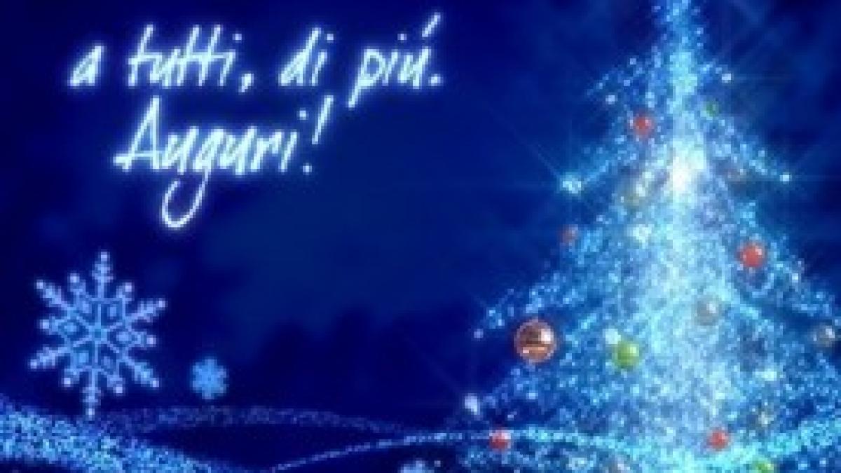 Auguri Di Natale Frasi Di Auguri Per Natale E Biglietti Per I