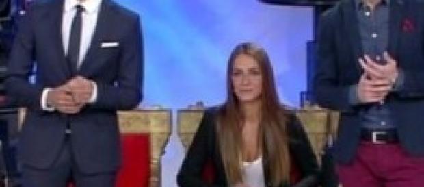Aldo Palmieri, Anna Munafò e Tommaso Scala