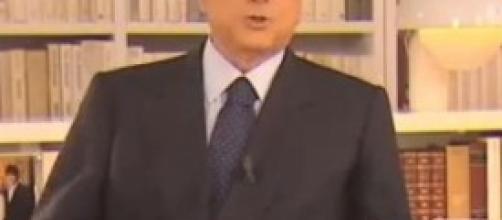 Silvio Berlusconi nel messaggio di settembre 2013