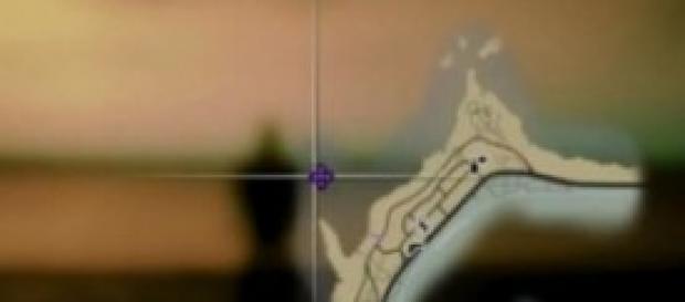 Il punto della mappa per il trucco dei soldi