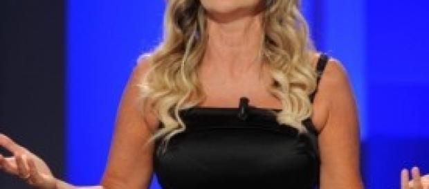 Paola Ferrari contro Raffaella Fico