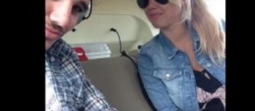 Wanda Nara e Icardi in vacanza