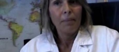 Susanna Penco, biologa malata di sclerosi multipla