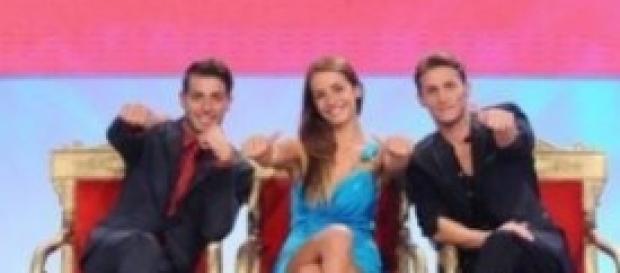 Le ultime esterne di Anna, Aldo e Tommaso