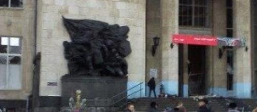 Volgograd, Russia: attentato kamikaze.