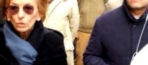 Antonello Nicosia accanto ad Emma Bonino