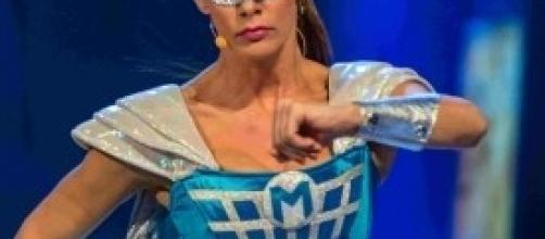 Melita Toniolo in Super Mel