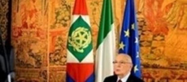 Giorgio Napolitano, discorso fine anno 2013