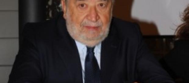 Pupi Avati, regista della fiction 'Un matrimonio'