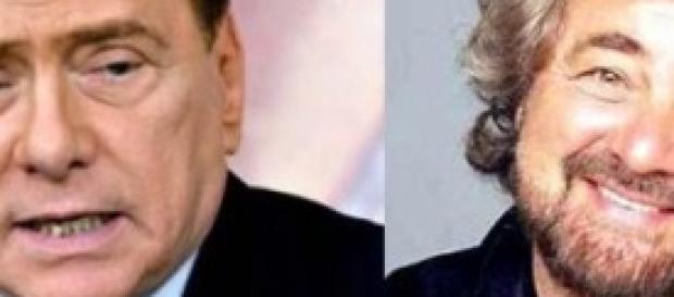 Berlusconi-Grillo, alleanza di comodo?