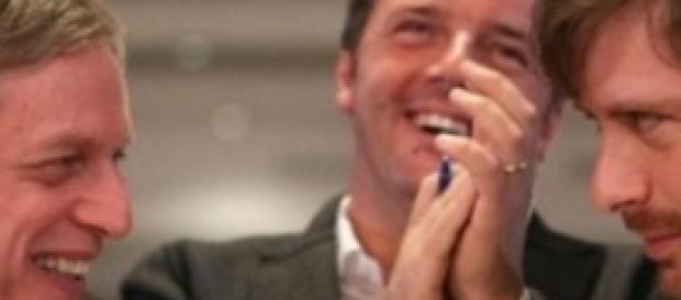Cuperlo, Renzi e  Civati