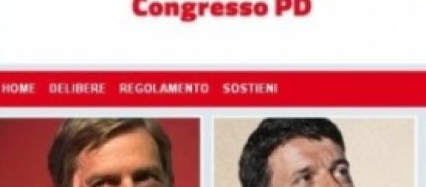 I candidati favoriti alle Primarie del PD