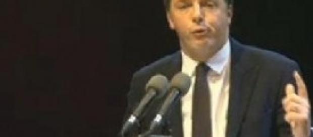 Matteo Renzi, neo segretario del Pd