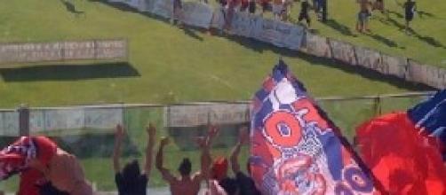 Lega Pro Girone B 1° Div: i tifosi dell'Aquila