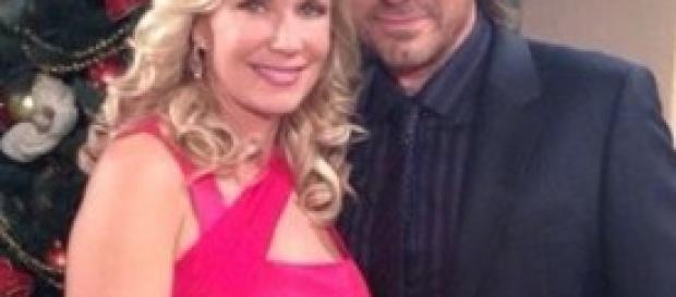 Beautiful: Brooke Logan e Ridge Forrester