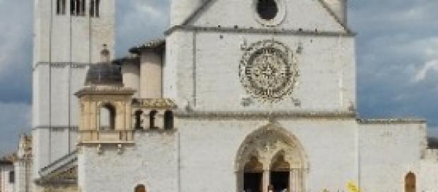 Il complesso conserva gli affreschi di Giotto