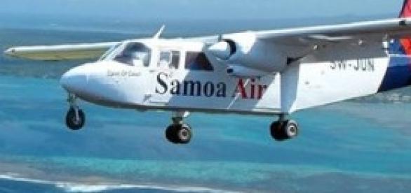 "Samoa Air lancia l'iniziativa ""paga quanto pesi"""