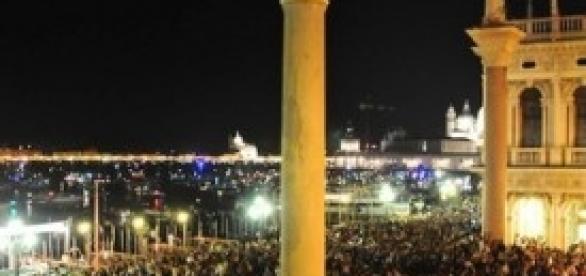 Il Redentore a Venezia, foto dal sito del Comune