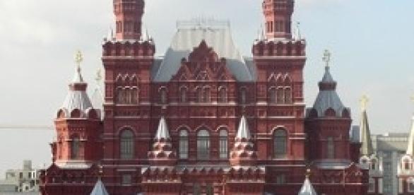 Il museo storico di Russia