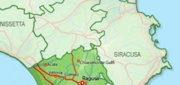 Scicli, città-presepe e location di Montalbano