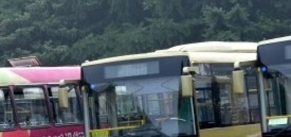 Scioperi dei mezzi pubblici nel Comune di Roma.