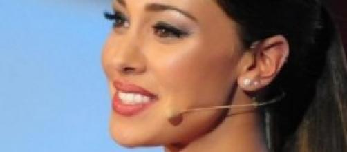 Belen Rodriguez, show girl argentina
