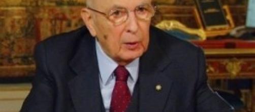 Giorgio Napolitano, messaggio di fine anno