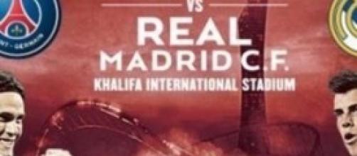 Pronostico Real Madrid - PSG, amichevole 2 gennaio
