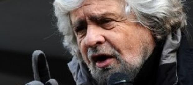 Beppe Grillo, il discorso di fine anno 2013