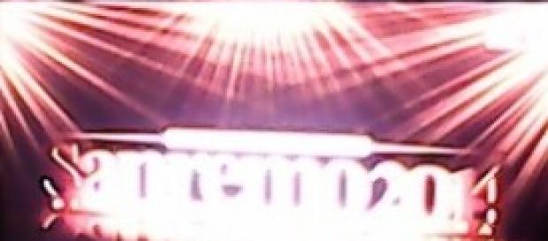 il logo di Sanremo 2014 nella messa in onda