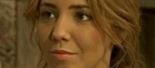 Emilia disperata dopo la fuga di Saveriano