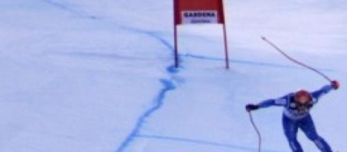 Sci alpino, i risultati della discesa