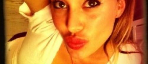 Belen Rodriguez torna in Italia
