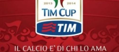 Milan-Spezia info tv/web e formazioni Tim Cup 2014