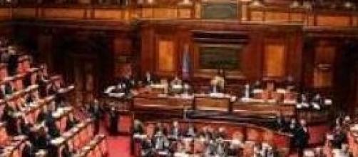 Aula Palazzo Madama, Senato della Repubblica