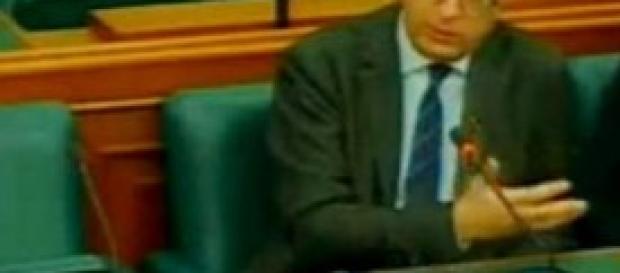 Senatore Sergio Lo Giudice (Pd)