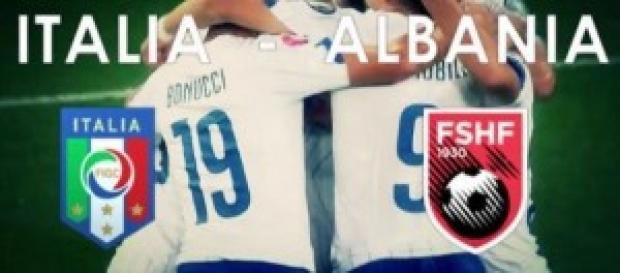 Amichevole Italia-Albania, orario tv, formazioni