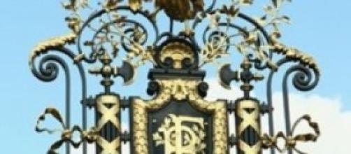 Grille du Cock - porta dei giardini dell'Eliseo
