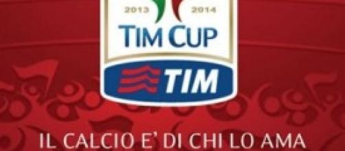 Tim Cup 2014, risultati e calendario quarti in tv