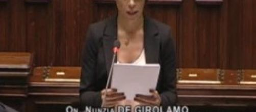 Ministro De Girolamo, Camera Deputati, 17 gennaio
