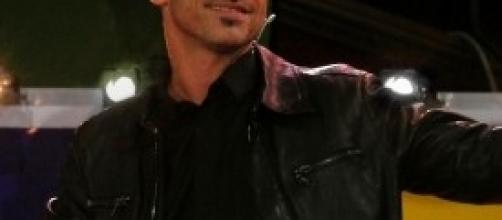 Eros Ramazzotti, cantante italiano