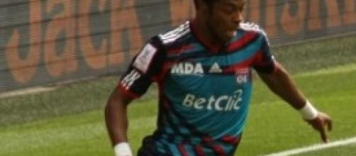 Michel Bastos, giocatore brasiliano