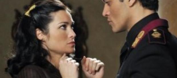 Carmen e Nito Valdi de Il peccato e la vergogna 2