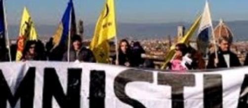Amnistia e indulto, marcia di Capodanno a Firenze