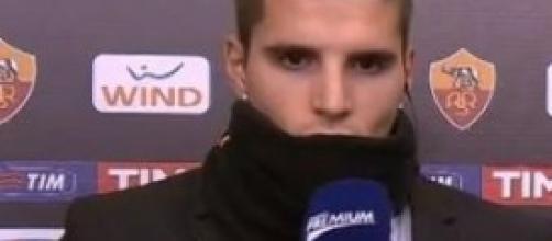 Erik Lamela, centrocampista del Tottenham