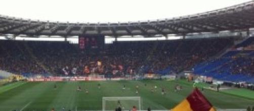 Olimpico, teatro del match Roma-Juventus