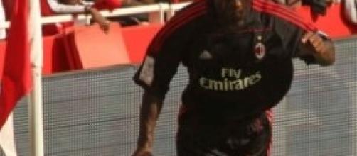 Clarence Seedorf, tecnico del Milan