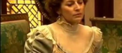 Donna Agueda è la mamma di Pepa.